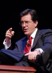 Clinton to appear on 'Colbert Report'