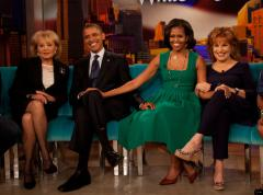 Joy Behar says she was briefly fired from 'The View'