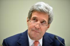 John Kerry: It is time to banish sexual violence to the dark ages