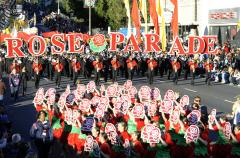 Rose Parade rulebook in force in Pasadena