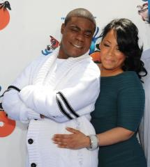 Tracy Morgan and Megan Wallover get engaged