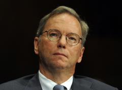 Google's Eric Schmidt doesn't agree with 'right to be forgotten'