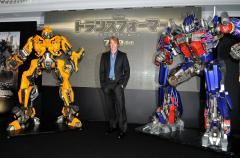 Fourth 'Transformers' flick on the way