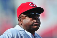 Reds: Baker had 'mini-stroke,' is better