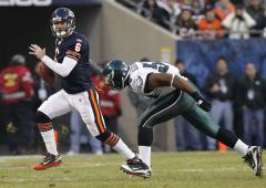 Cutler is NFC offensive player of week