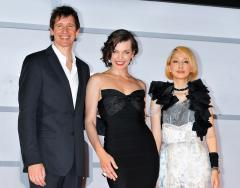 Milla Jovovich, husband Paul Anderson expecting second child