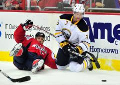 Blues obtain Leopold from Sabres