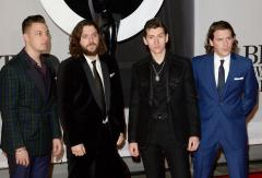 Arctic Monkeys win big at Brit Awards