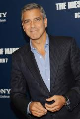 Clooney set for Hollywood Film honor