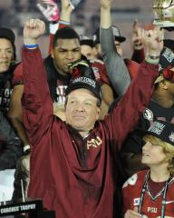 Florida State finishes No. 1 in coaches' football poll