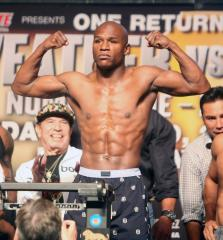 Floyd Mayweather acquitted of harassment