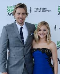Kristen Bell, Dax Shepard expecting second child