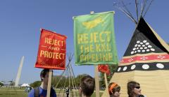 Native Americans cry foul over Keystone XL