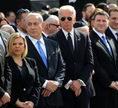 Biden tells Netanyahu Iran sanctions will be enforced