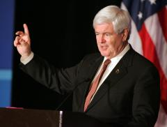 Gingrich: Romney 'against American ideals'