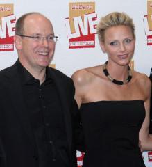 Prince Albert marries Charlene Wittstock
