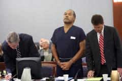 O.J. Simpson denied new trial