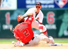 MLB: St. Louis 6, LA Angels 5 (10 innings)