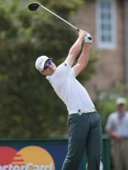 Zach Johnson leads at British Open