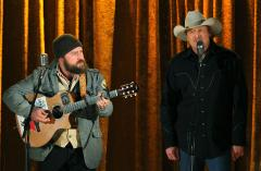Jackson surprises Zac Brown with Caddy