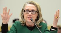 GOP, Clinton wrestle on Libya