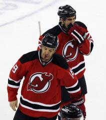 Shanahan leaves the New Jersey Devils