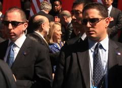 Secret Service agents hate Hillary Clinton assignment, book claims