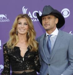 Tim McGraw and Faith Hill not splitting up, reps say