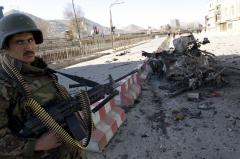 Britain wants to speed up Afghan pullout
