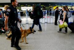 Supreme Court asked to rule on drug dogs