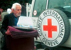 Red Cross weighs in on Russian aid convoy to Ukraine