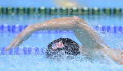 Olympic Medal: M Swim 200 IM