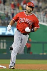 Halos come away with an 8-7 victory against Toronto