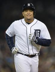 Cabrera wins second MLBPA Player of Year Award