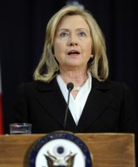Clinton: U.S. stands with India on terror