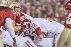 Oklahoma QB turns down NFL