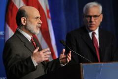 Bernanke outlines recovery strategy