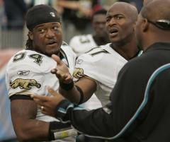 Peterson back with Jaguars