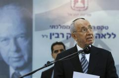 Rabin murder conspirator leaves prison