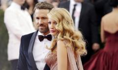 Blake Lively and husband Ryan Reynolds stun in Gucci at Met gala