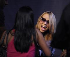 Mariah Carey tops Billboard album chart