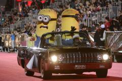 'Despicable Me 2' tops DVD and Blu-ray sales chart for a second week