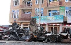 Officials: Attacks show Haqqani's growth