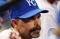 Royals' Hillman suspended for one game