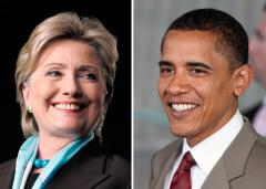 Obama considers Clinton role in campaign