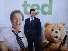 'Ted' tops DVD sales chart for a third week