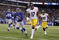 NFL: Pittsburgh 24, New York Giants 20