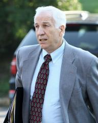 Sandusky discusses Paterno, McQueary