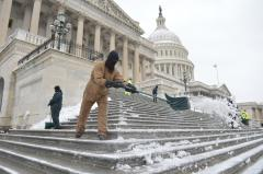 House side of Capitol reopens after asbestos spill
