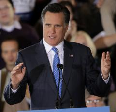 Romney projected the winner in Ohio